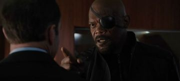 Agents of SHIELD nick fury 0-8-4